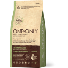 ONE&ONLY Индейка с рисом Sterilised