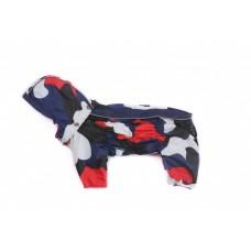Дождевик Дутик для собаки XL 36-40 см.