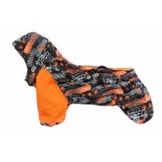 Дождевик для собак Французский бульдог / мопс Slicker speed