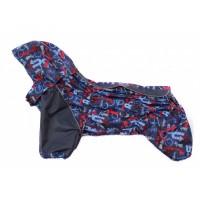 Дождевик для собак Французский бульдог / мопс Slicker vector