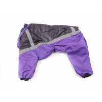 """Комбинезон для собаки """"SLICKER violet"""" (44 см)"""
