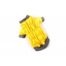 """Куртка для собаки """"Yellow"""""""
